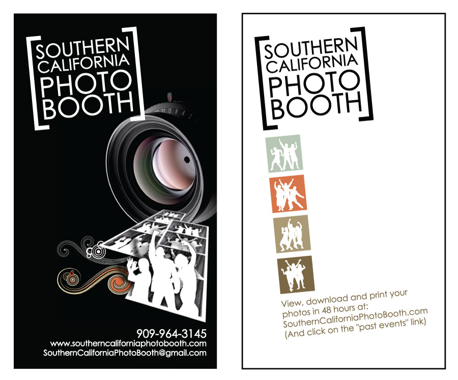 Planet shoopop print portfolio socal photobooth by jess block photobooth business cards photobooth promo card reheart Image collections